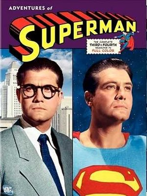 Серіал «Приключения Супермена» (1952 – 1958)