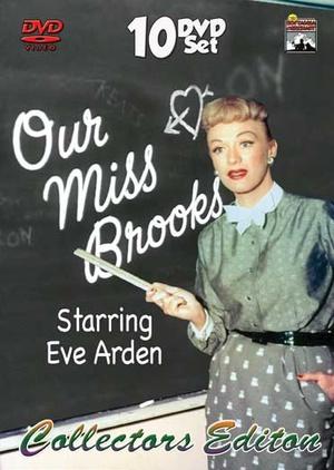 Серіал «Наша мисс Брукс» (1952 – 1956)
