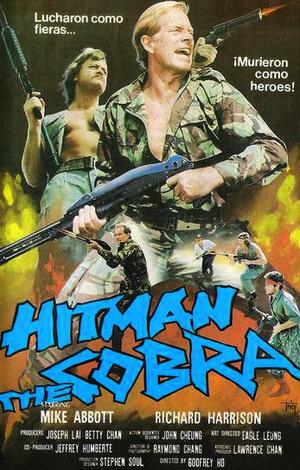 Фільм «Hitman the Cobra» (1987)