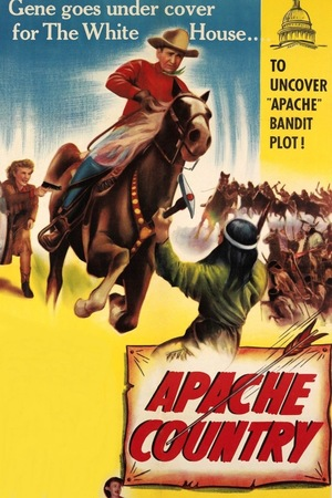 Фільм «Apache Country» (1952)