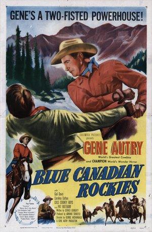 Фільм «Синий канадских Скалистых гор» (1952)