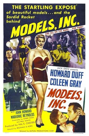 Фильм «Агентство моделей» (1952)