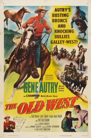 Фільм «Старый Запад» (1952)
