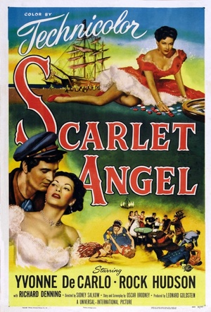 Фильм «Алый ангел» (1952)