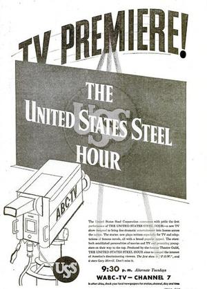 Серіал «Стали Соединенные Штаты час» (1953 – 1963)