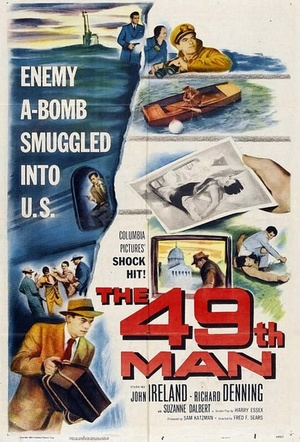 Фильм «The 49th Man» (1953)