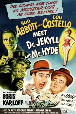 Фильм «Эбботт и Костелло встречают доктора Джекилла и мистера Хайда» (1953)