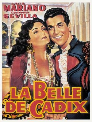 Фільм «Красавица из Кадиса» (1953)