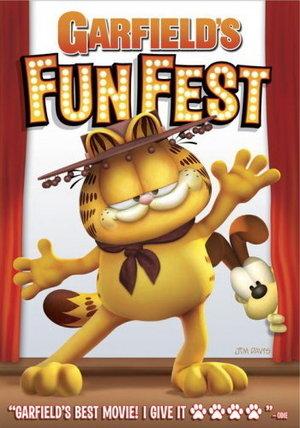 Мультфильм «Фестиваль Гарфилда» (2008)