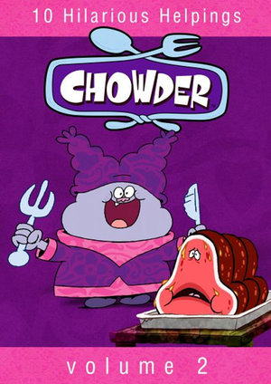 Сериал «Чаудер» (2007 – 2010)