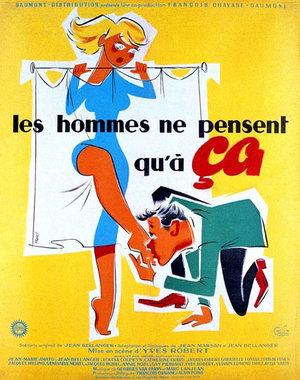Фільм «Чоловіки думають лише про це» (1954)