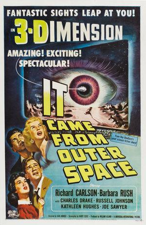 Фильм «Это прибыло из космоса» (1953)