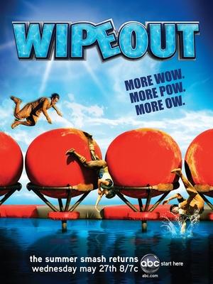 Сериал «Wipeout» (2008 – 2014)