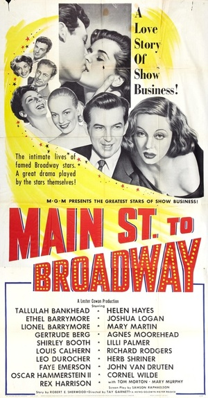 Фильм «Главная улица к Бродвею» (1953)