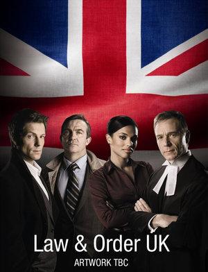 Сериал «Закон и порядок: Лондон» (2009 – 2014)