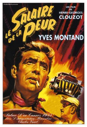 Фільм «Плата за страх» (1953)