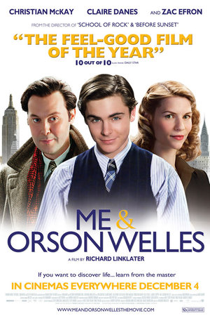Фильм «Я и Орсон Уэллс» (2008)