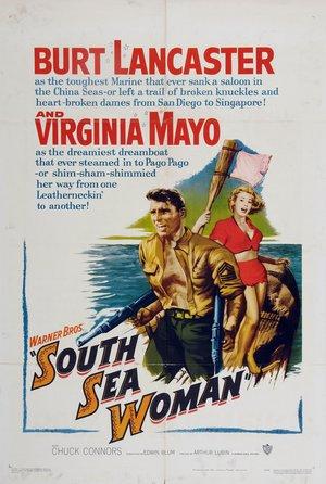 Фильм «Женщина южных морей» (1953)