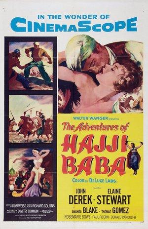Фільм «Приключения Хаджи Баба» (1954)