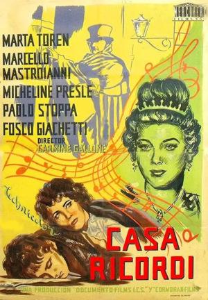 Фільм «Дом Рикорди» (1954)