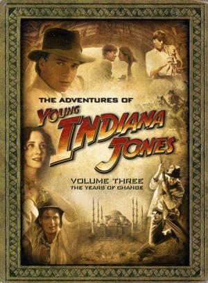 Фильм «Приключения молодого Индианы Джонса: Крылья перемен» (2000)