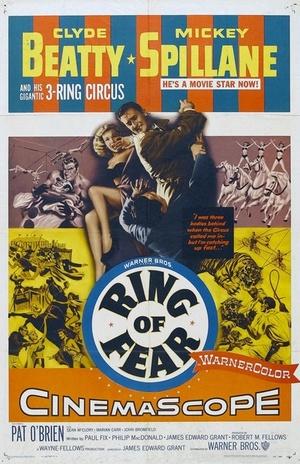 Фильм «Кольцо страха» (1954)