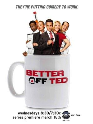 Серіал «Давай ще, Тед» (2009 – 2010)