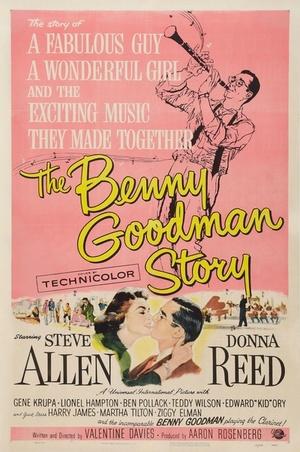 Фильм «История Бенни Гудмана» (1956)