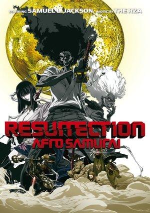 Аниме «Афросамурай: Воскрешение» (2009)