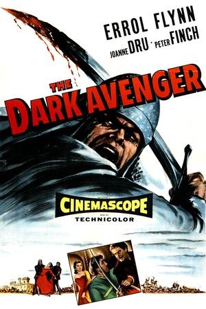 Фільм «Темный мститель» (1955)