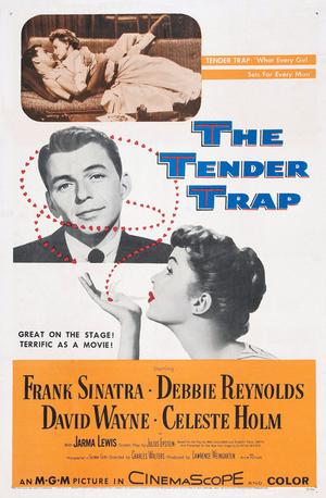 Фильм «Нежный капкан» (1955)