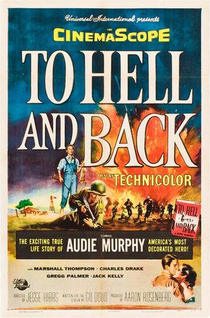 Фильм «В ад и назад» (1955)