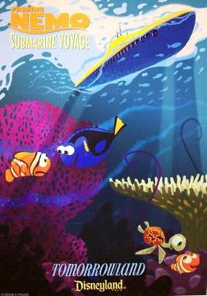 Мультфільм «В поисках Немо: Подводное путешествие» (2007)