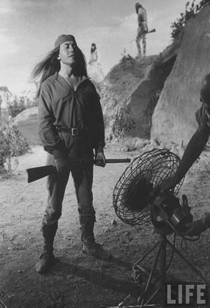 Серіал «Сломанная стрела» (1956 – 1958)