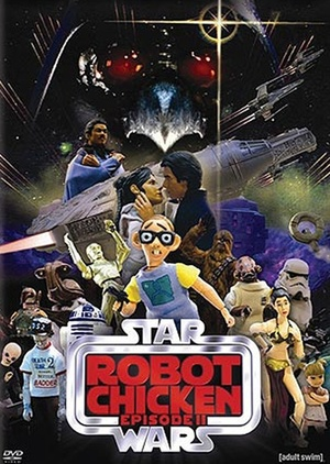 Мультфільм «Робоцип: Зоряні війни Епізод II» (2008)