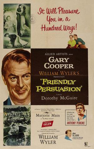 Фільм «Дружнє переконання» (1956)