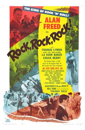 Фільм «Рок, рок, рок!» (1956)