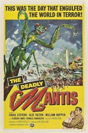 Фільм «Смертельный богомол» (1957)