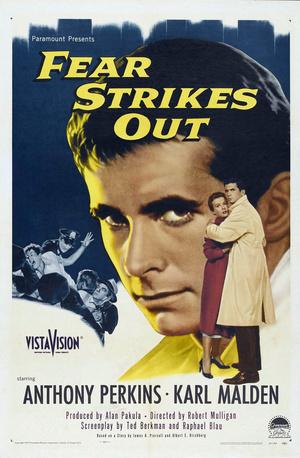 Фильм «Страх вырывается наружу» (1957)