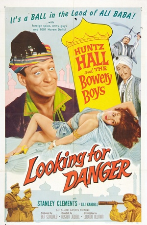 Фільм «Looking for Danger» (1957)