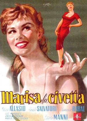 Фільм «Мариза-кокетка» (1957)