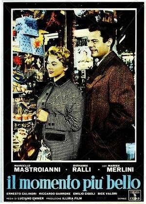 Фильм «Самый прекрасный момент» (1957)