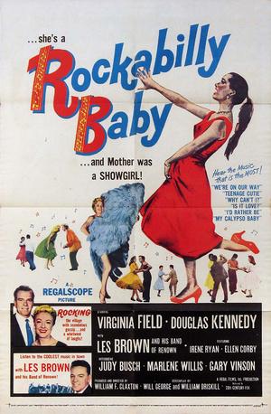 Фильм «Рокабильная крошка» (1957)