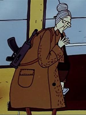Мультфильм «Военная тайна» (1990)