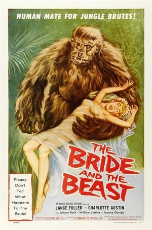 Фільм «Невеста и чудовище» (1958)