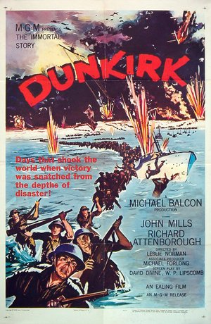Фильм «Дюнкерк» (1958)