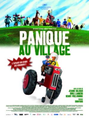 Мультфильм «Паника в деревне» (2009)