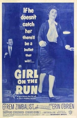 Фільм «Девушка в бегах» (1958)