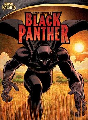 Сериал «Чёрная Пантера» (2010)
