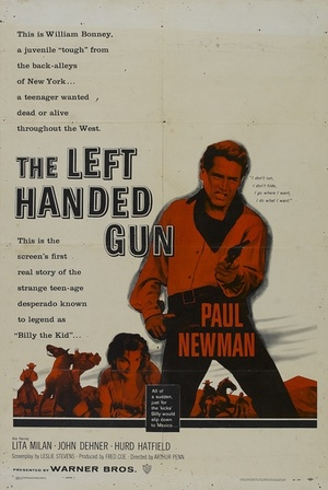 Фильм «Пистолет в левой руке» (1958)